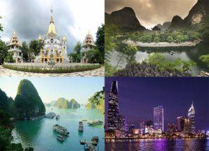 Wietnam ciekawostki atrakcje zabytki