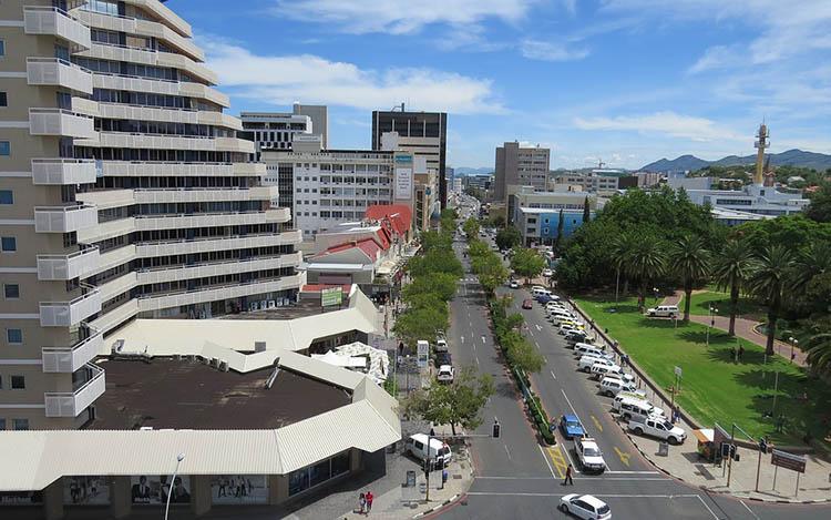 Windhuk Namibia ciekawostki atrakcje stolica miasto
