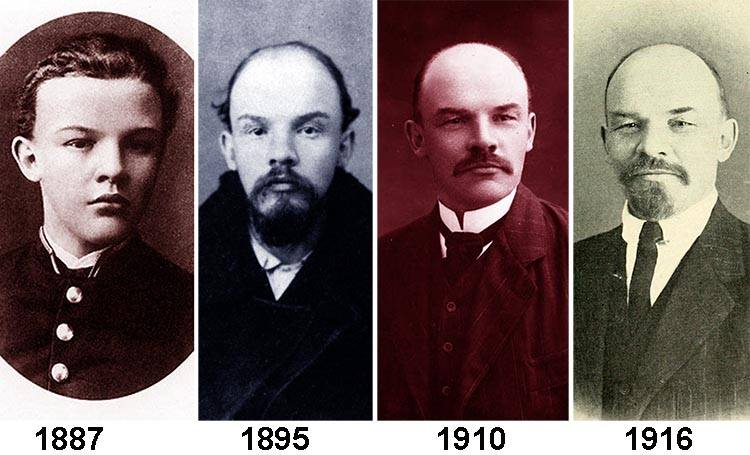 Włodzimierz Iljicz Lenin ciekawostki życiorys
