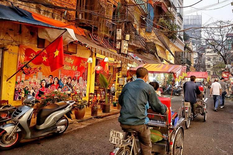 centrum riksze Hanoi ciekawostki atrakcje Wietnam