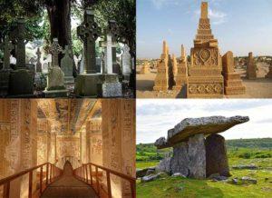 cmentarz cmentarze ciekawostki historia nekropolie
