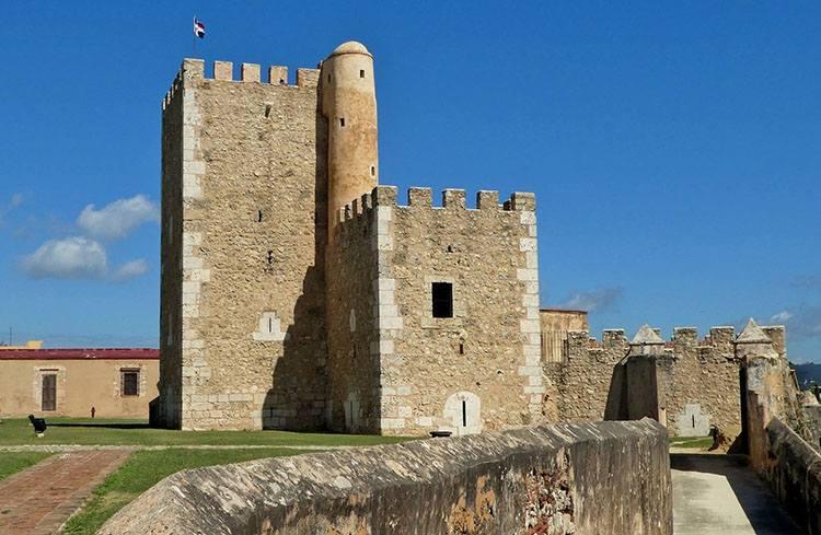 fort Ozaleza Santo Domingo ciekawostki Dominikana atrakcje stolica miasto