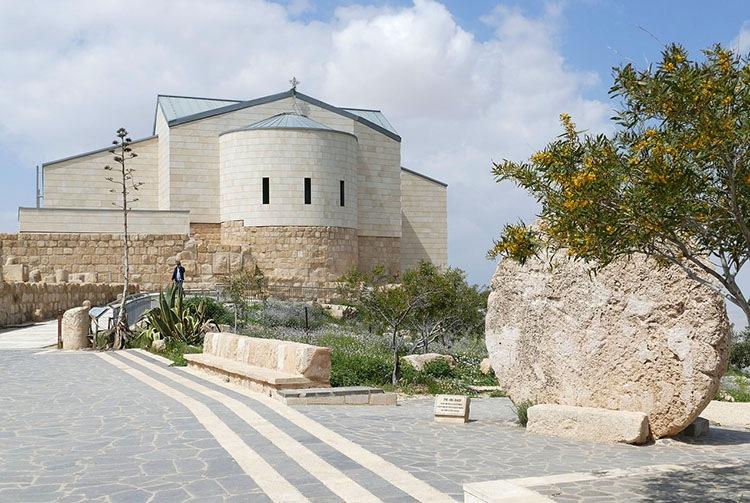 góra Nebo sanktuarium Mojżesza Jordania ciekawostki