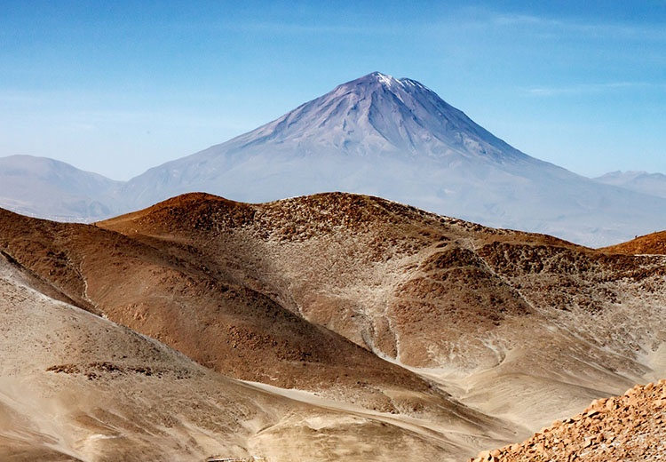 Peru ciekawostki atrakcje góry