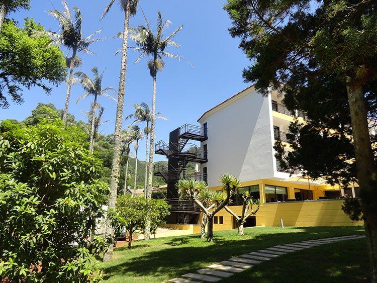 hotel Terra Nostra Furnas atrakcje ciekawostki