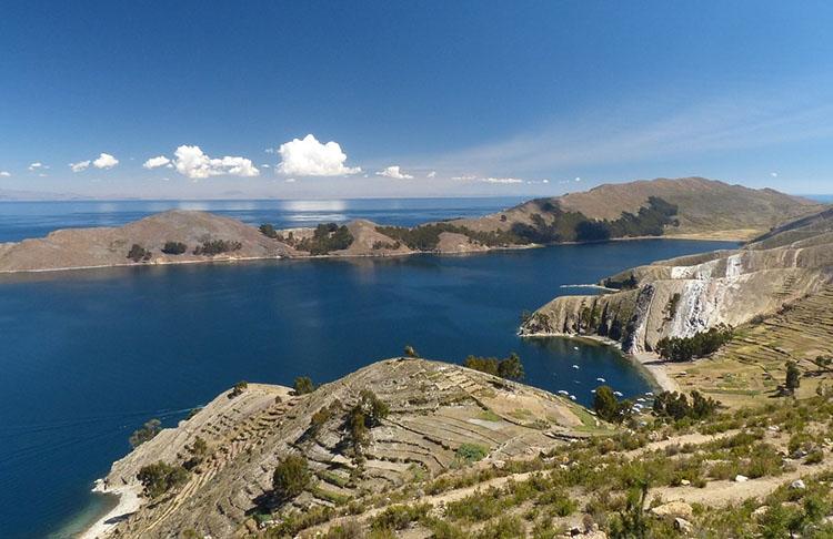 jezioro Titicaca Boliwia ciekawostki atrakcje Ameryka Południowa