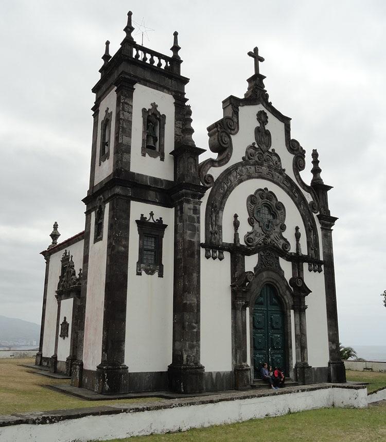 kaplica de Maede Deus Ponta-Delgada ciekawostki Sao Miguel Azory