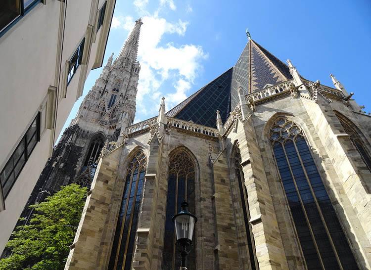 katedra św. Szczepana Wiedeń ciekawostki Austria zabytki atrakcje