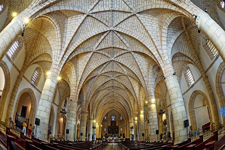 katedra Santo Domingo ciekawostki Dominikana atrakcje stolica miasto