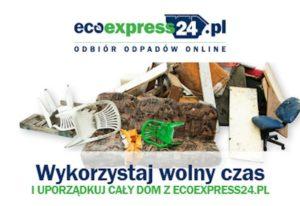 kontenery odpady śmieci