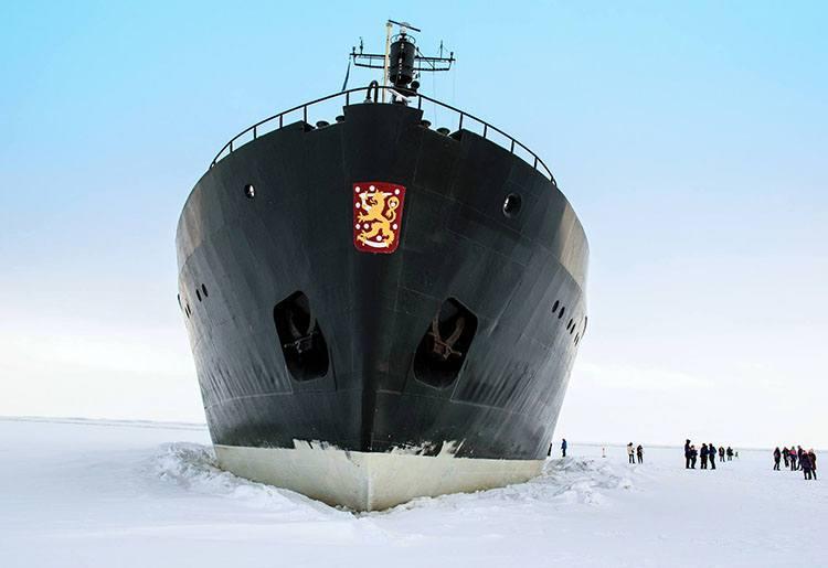 lodołamacz Finlandia ciekawostki zabytki atrakcje