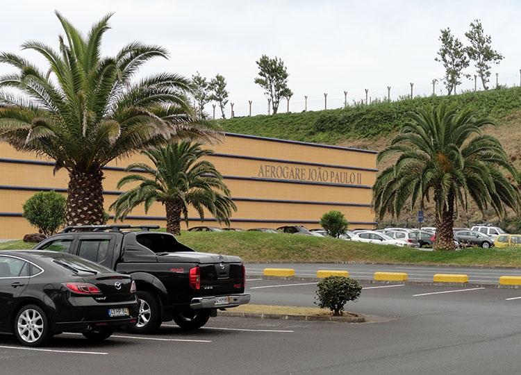lotnisko Ponta Delgada ciekawostki Sao Miguel Azory