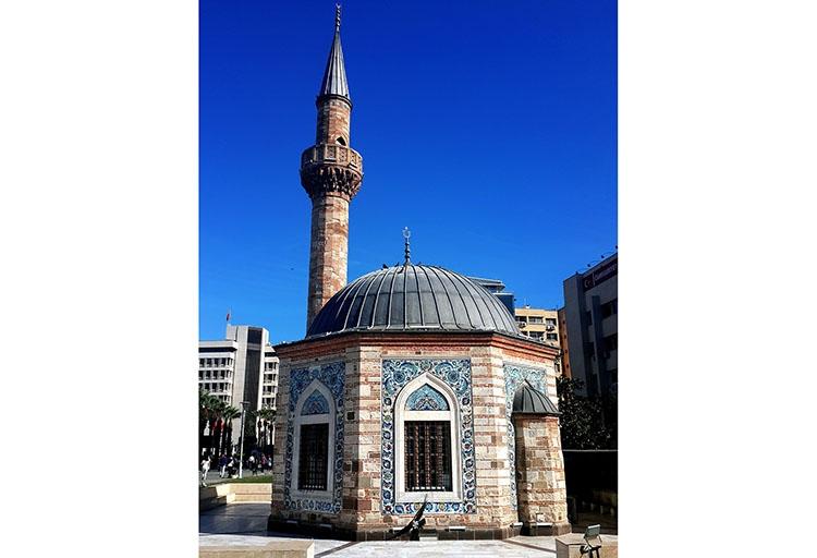 meczet Izmir miasto ciekawostki Turcja atrakcje