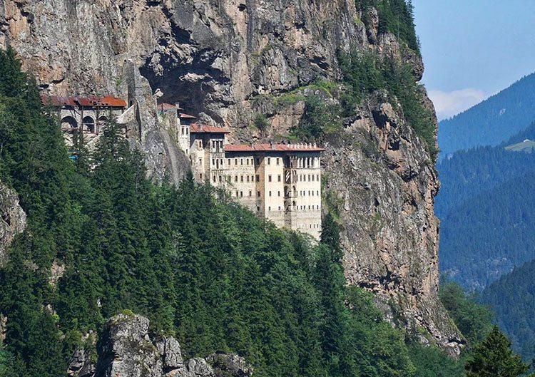 monaster monastyr klasztor Samuela ciekawostki Turcja atrakcje