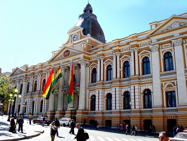 pałac La Paz ciekawostki Boliwia atrakcje zabytki