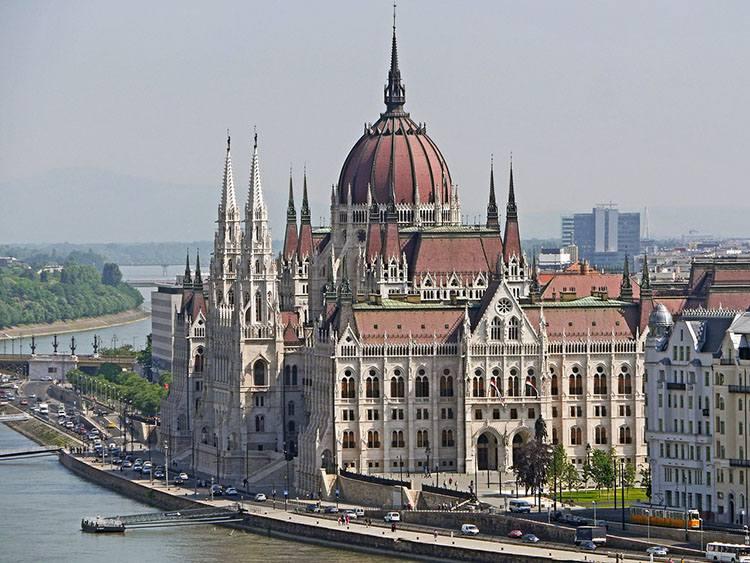 parlament Budapeszt ciekawostki atrakcje Węgry