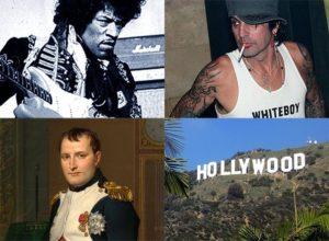 penis ciekawostki o penisach członek skandale Hollywood