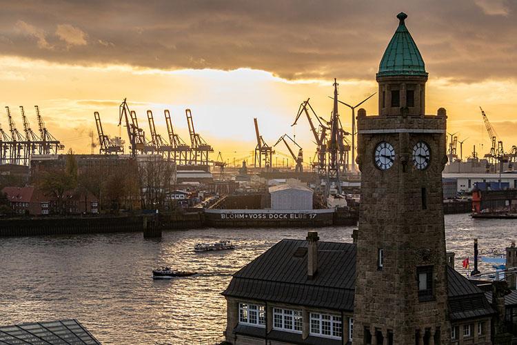 port Hamburg ciekawostki atrakcje Niemcy