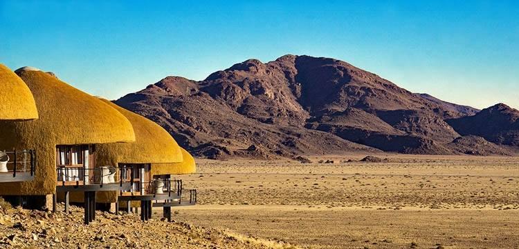 pustynny domek Namibia ciekawostki atrakcje Afryka