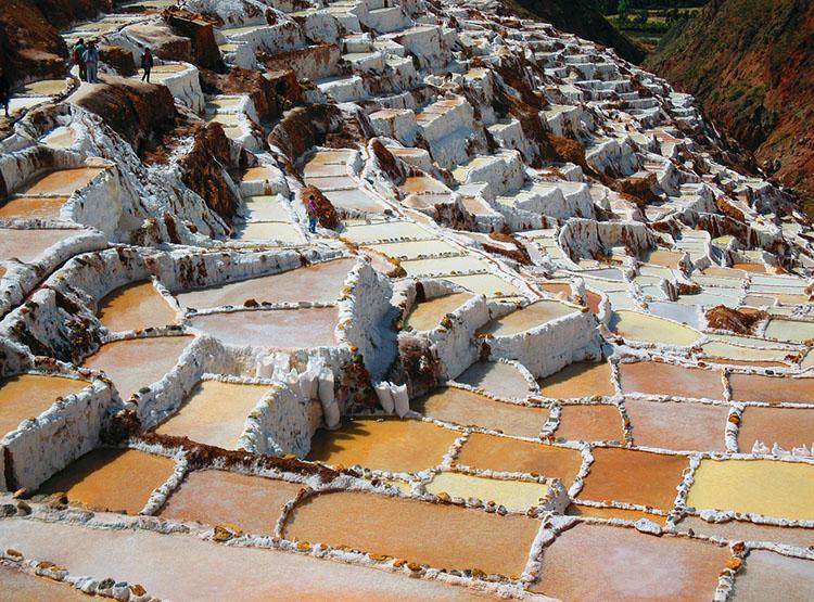 tarasy solne Peru ciekawostki atrakcje