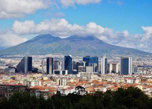 Neapol ciekawostki atrakcje zabytki Włochy Napoli Italia Italy
