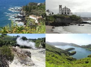 wyspa Sao Miguel Azory ciekawostki atrakcje Portugalia