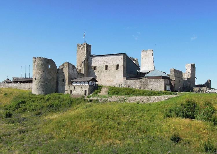 Rakvere zamek ciekawostki atrakcje zabytki zamki