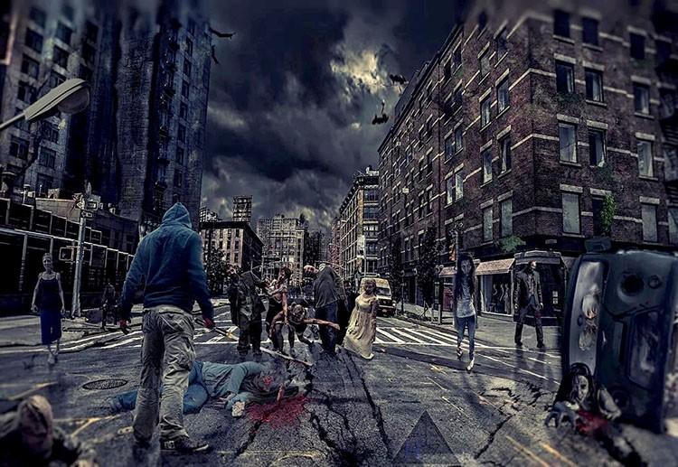 zombie katastroficzne wirusy horrory zombie epidemie ciekawostki
