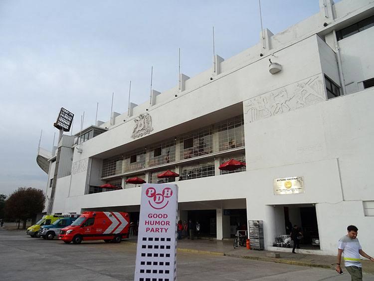 Club Universad Estadio Nacional de Chile