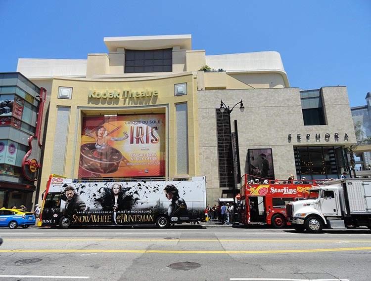 Dolby Theatre Hollywood ciekawostki Oscary Los Angeles ciekawostki