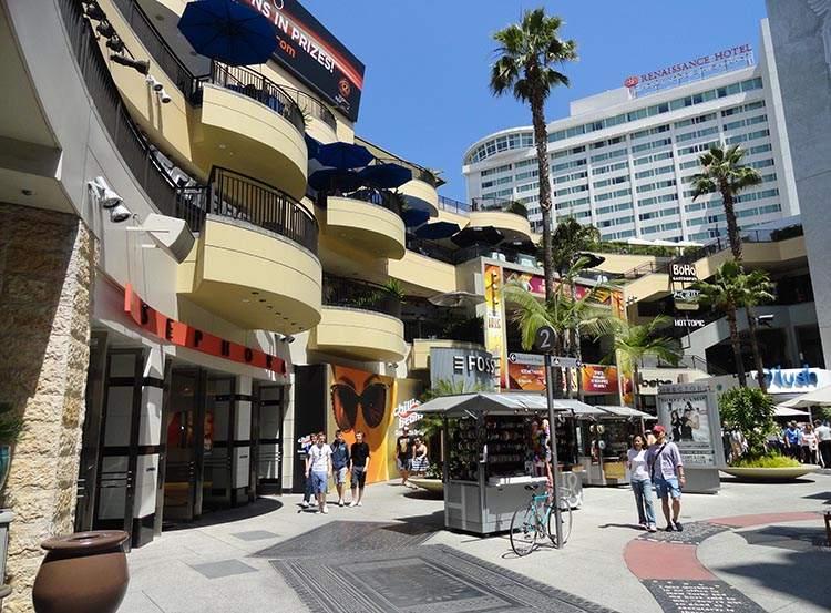 Hollywood historia ciekawostki Los Angeles Kalifornia USA