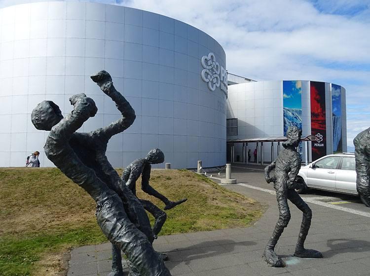 Perlan Reykjavik atrakcje ciekawostki Islandia
