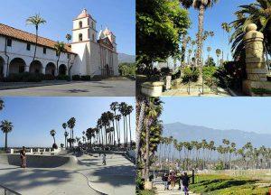 Santa Barbara Kalifornia ciekawostki atrakcje