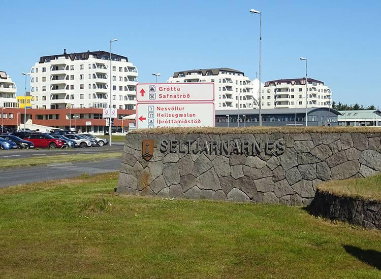 Seltjarnarnes Islandia Reykjavik