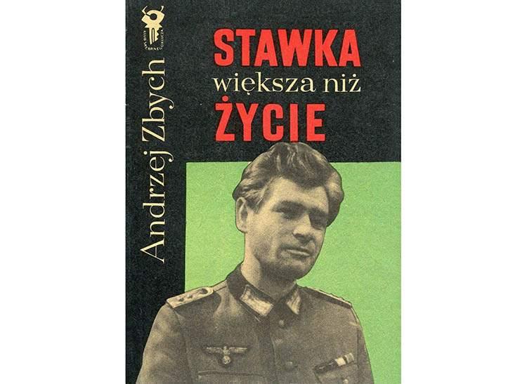 Hans Kloss Stanisław-Mikulski serial Stawka większa niż życie ciekawostki