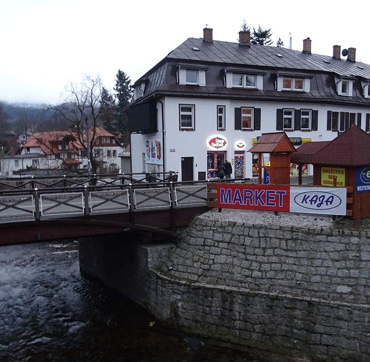 miasto uzdrowisko Szklarska Poręba ciekawostki atrakcje Karkonosze