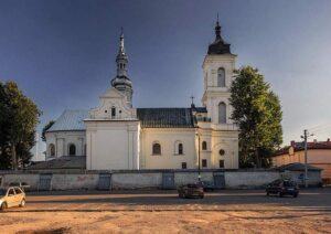 Włoszczowa ciekawostki Kościół Wniebowzięcia NMP