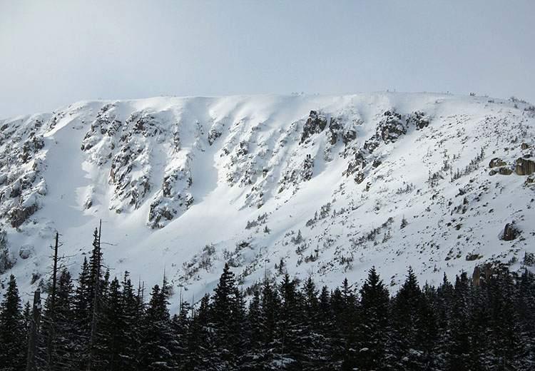 zima Szklarska Poręba ciekawostki atrakcje góry Karkonosze