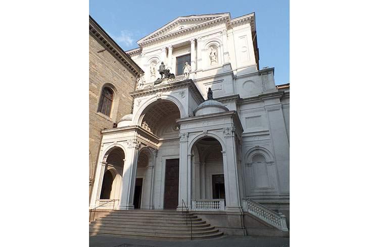 katedra Bergamo Lombardia Włochy ciekawostki atrakcje zabytki