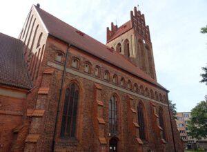 kościół Lębork ciekawostki atrakcje