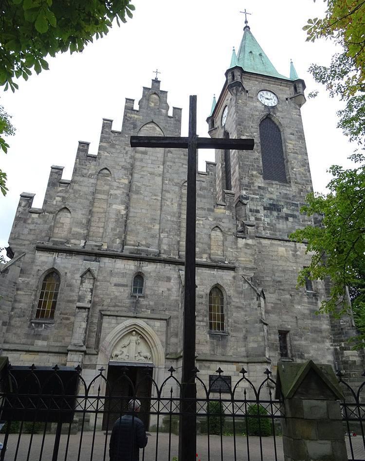 miasto Końskie ciekawostki kościół