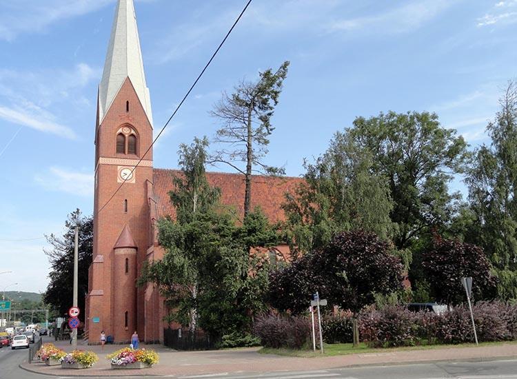 kościół Reda ciekawostki atrakcje