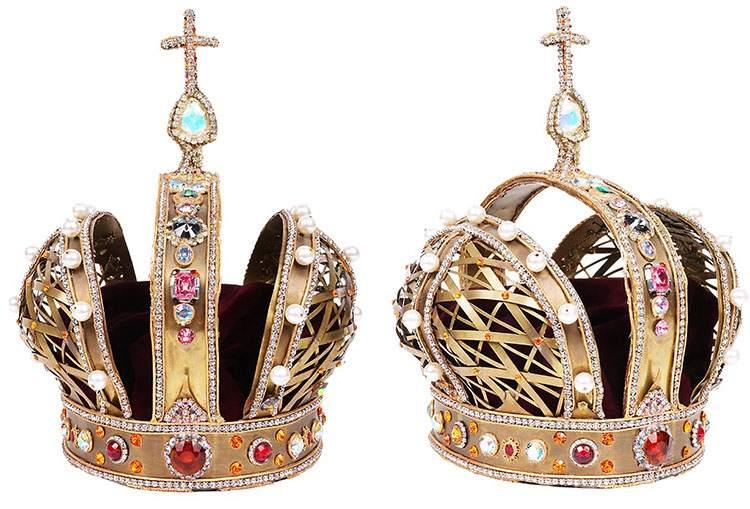 złota korona królewska złoto ciekawostki o złocie