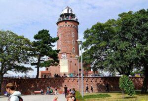 latarnia morska Kołobrzeg ciekawostki atrakcje zabytki
