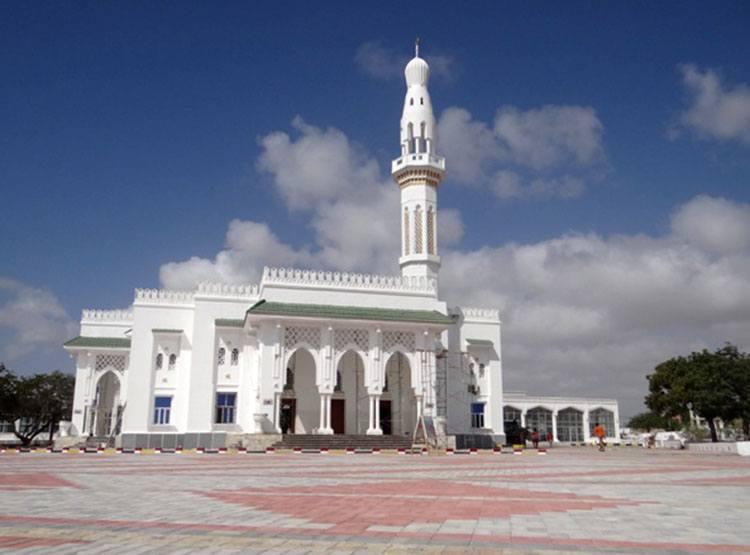 meczet Mogadiszu ciekawostki atrakcje Somalia Afryka Mogadishu