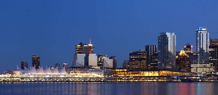 miasto Vancouver Kanada ciekawostki atrakcje