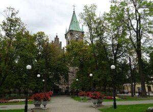 miasto Końskie ciekawostki kościół zabytki