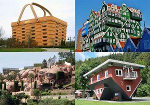 najdziwniejsze budowle świata-ciekawostki budynki architektura