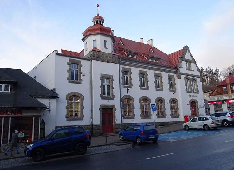 poczta Szklarska Poręba ciekawostki atrakcje Karkonosze
