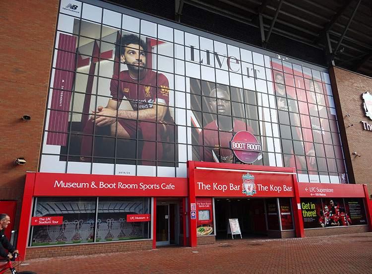 stadion klub Everton FC F.C. ciekawostki Liverpool dzielnica